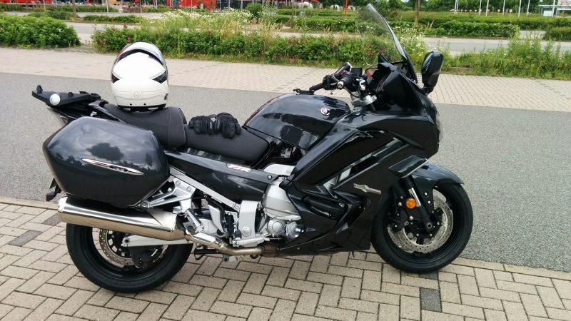 Yamaha FJR 1300 AE RP28