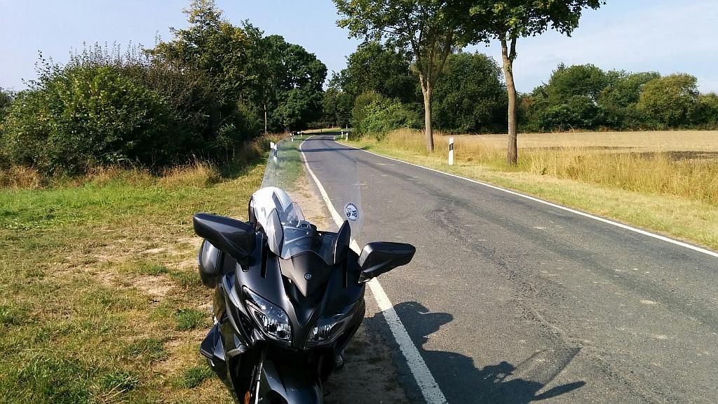 Motorrad-Tour