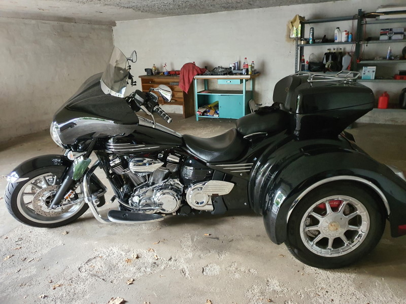 Yamaha Trike XV 1900